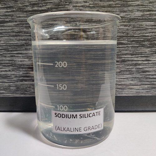SODIUM-SILICATE-ALKALINE-GRADE